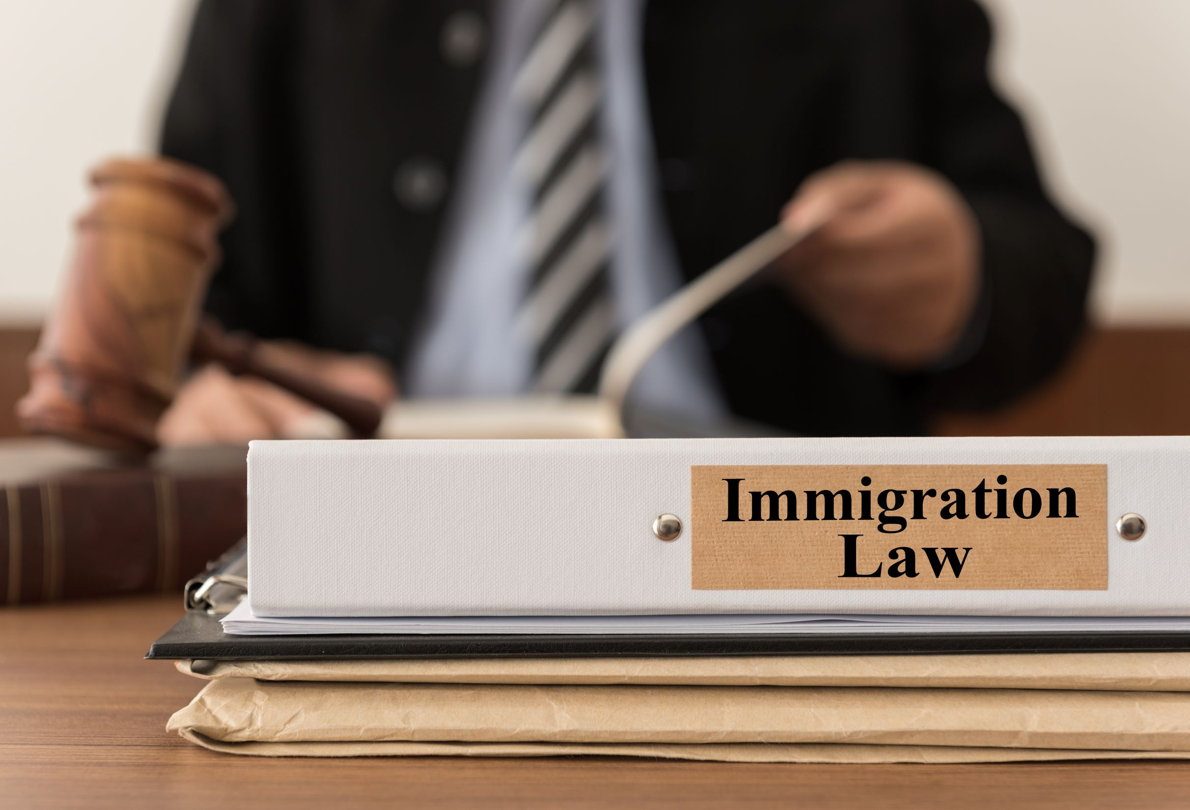 Immigration law is very complicated. If someone you know is facing a deportation hearing or may receive an immigration bond, consult with an immigration attorney and bail bondsman.