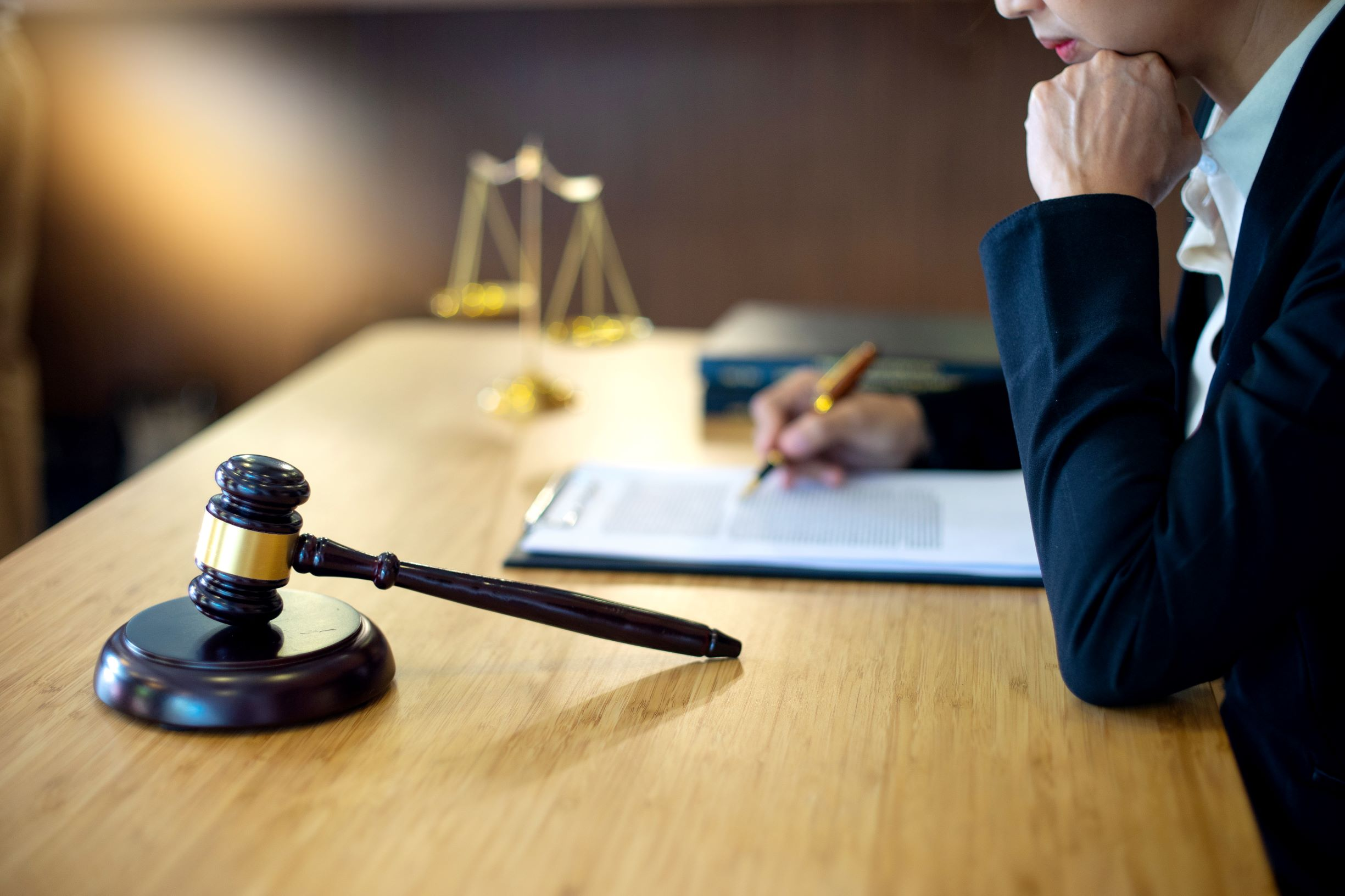 A personal recognizance bond may be granted for minor crimes in Port Huron, Michigan.